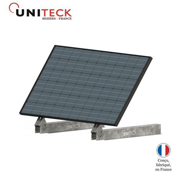 fixation unifix 250b pour panneau solaire 190w 300w. Black Bedroom Furniture Sets. Home Design Ideas