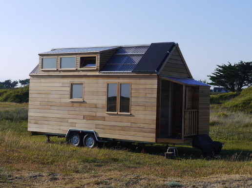 Tiny House solaire
