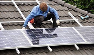 kit solaire panneau solaire photovoltaique. Black Bedroom Furniture Sets. Home Design Ideas